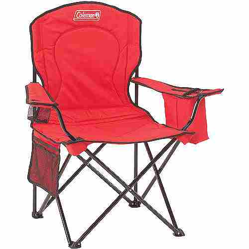Coleman Camping Chair With Footrest