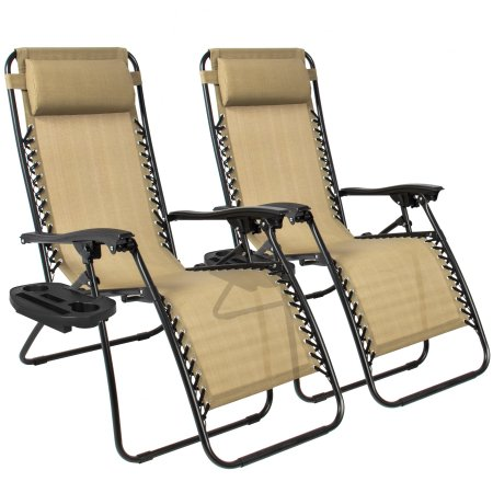 ... Gravity Camping Chairs With Foot Rest