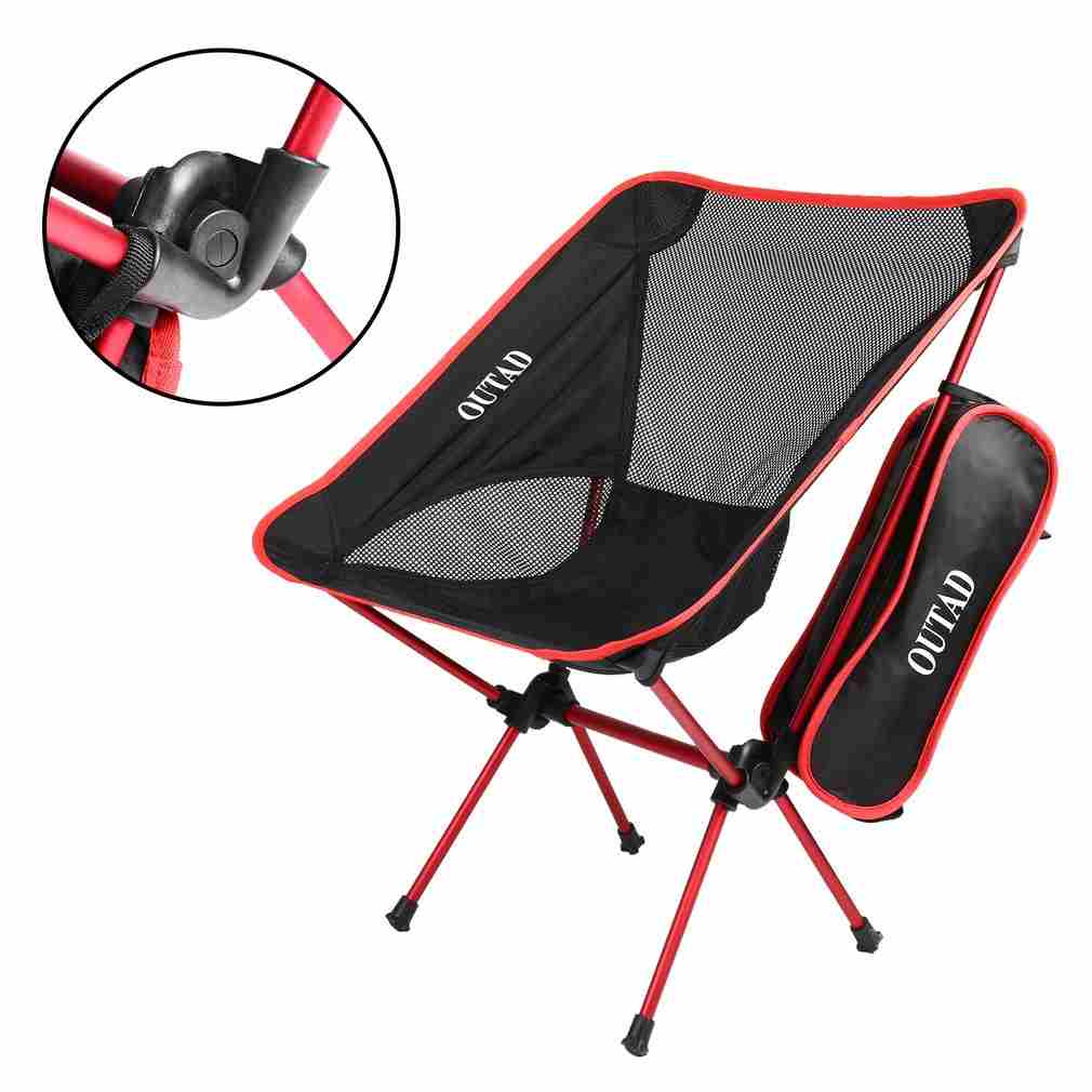 Pink Camping Chair Adults