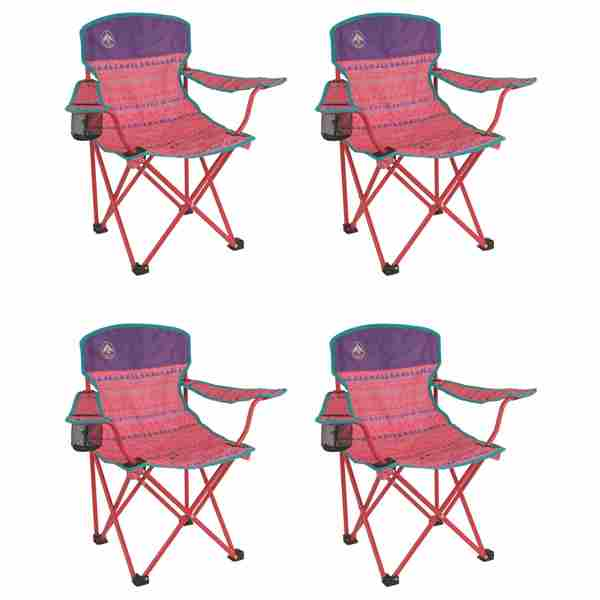 Coleman Camping Lounge Chairs