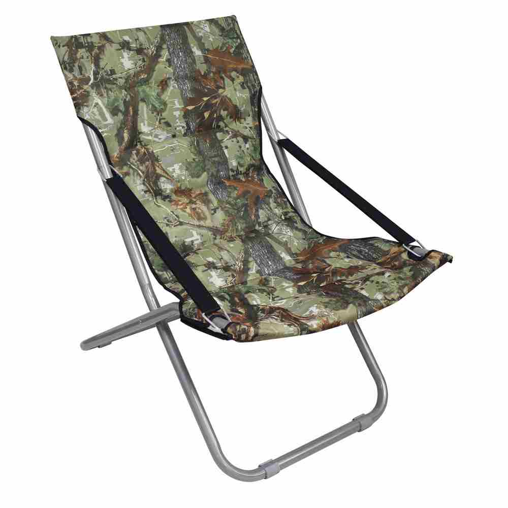 Kids Camo Camping Chair