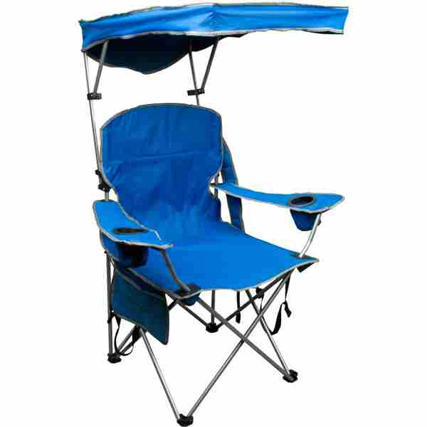 Oversized Camping Chair With Footrest